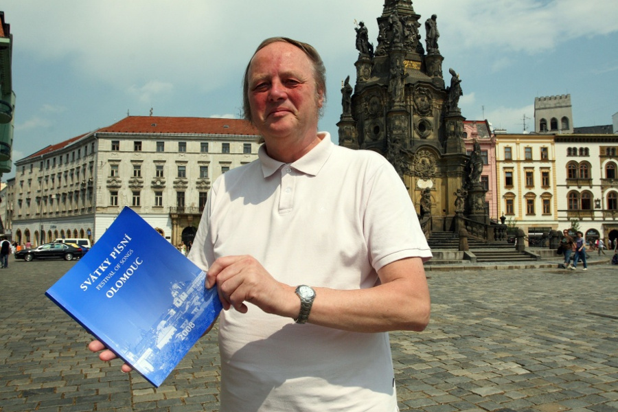 Zemřel sbormistr Jiří Klimeš