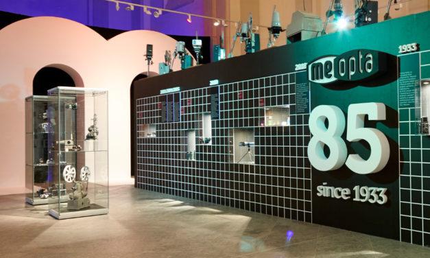 Muzeum představuje svět optiky