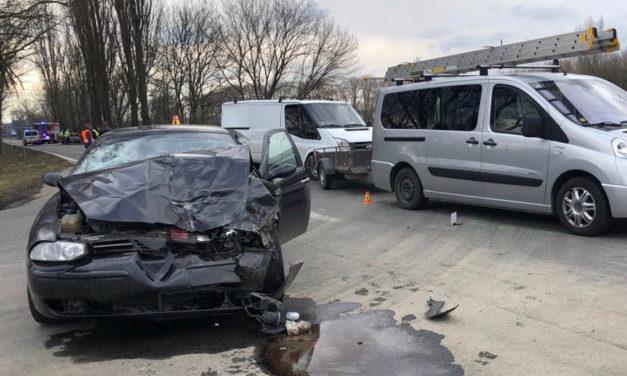 Viník nehody, při které umřely dvě děti, byl opilý