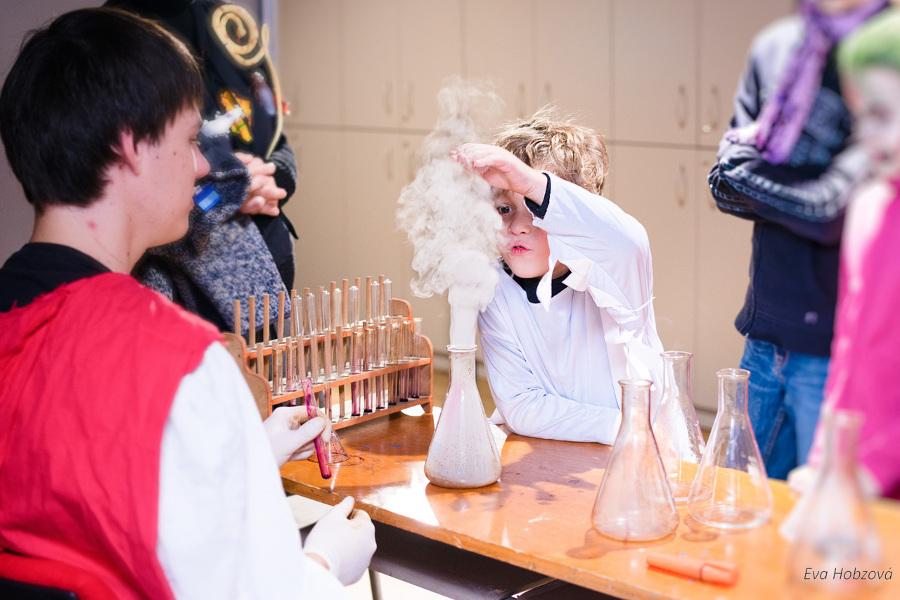 Muzeum vědy v Olomouci se promění vPevnost duchů