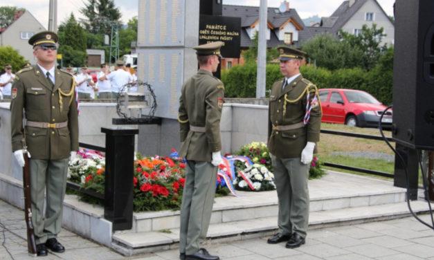 Nový Malín si připomene vypálení české obce na dnešní Ukrajině