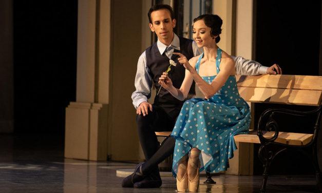 V pátek bude mít v Olomouci premiéru balet Giselle