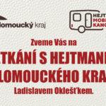Hejtman zastaví s mobilní kanceláří v olomouckém přednádraží