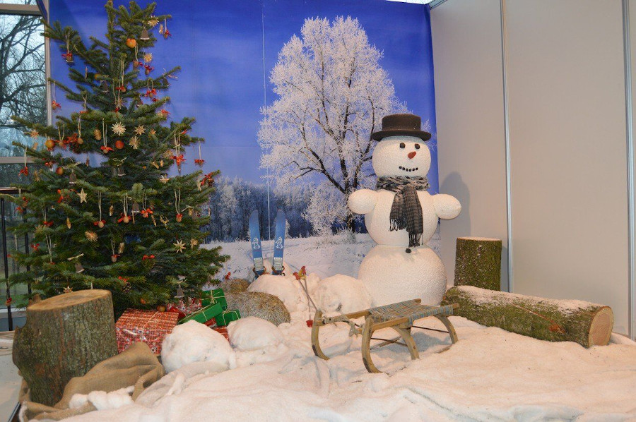 Vánoce na Floře startují 12. prosince