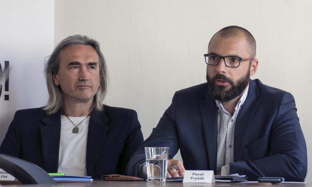 O hlasy voličů v Olomouci bude usilovat hnutí Společně