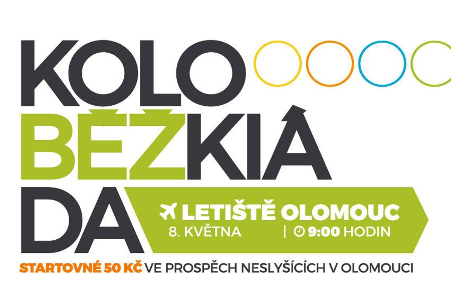 Olomoucké letiště bude zítra patřit Koloběžkiádě