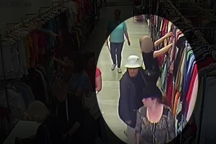Policie pátrá po dvou zlodějkách