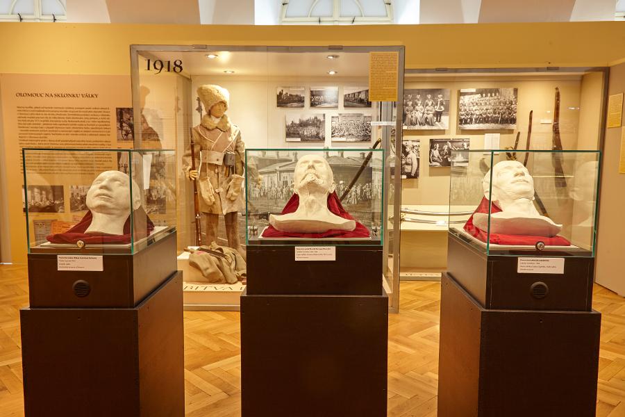 Muzeum připomíná výročí vzniku Československa