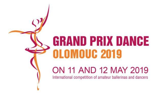V květnu proběhne dvoudenní taneční soutěž Grand Prix Dance Olomouc