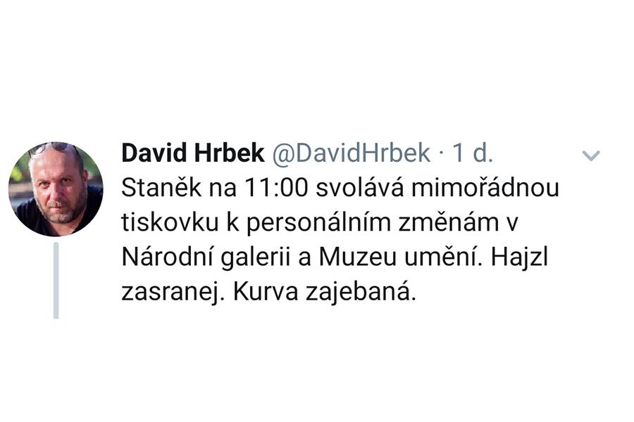 Olomoucký Buranistán. Který státní zaměstnanec nadává svému ministrovi nejvulgárněji?