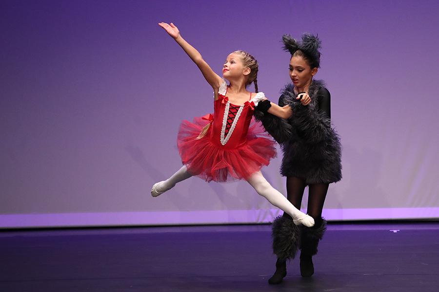 Baletní studio přijímá nové žáky