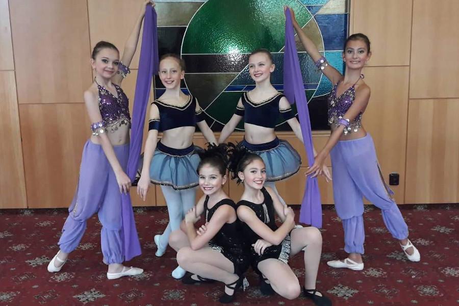Děti z Baletního studia excelovaly na prestižní soutěži v Praze