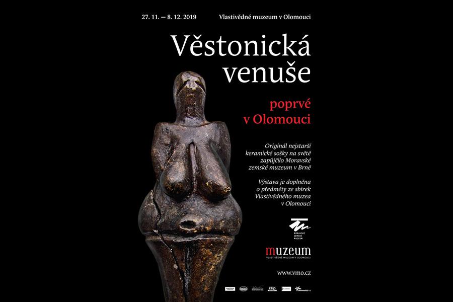 V Olomouci bude několik dní originál Věstonické venuše