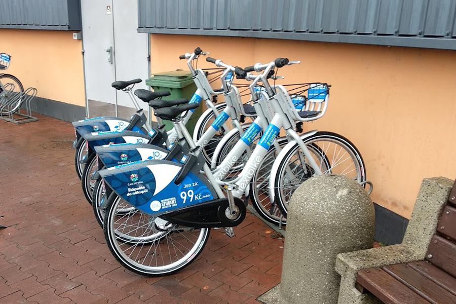 V Olomouci bude dalších 300 sdílených kol