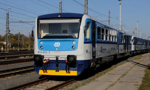 Vlaková spojení se vrací do normálu