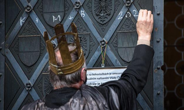 Lidé na Olomoucku si ke kasičkám Tříkrálové sbírky našli cestu