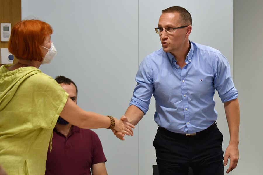 Fakultu tělesné kultury povede dál Michal Šafář